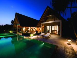Самые дорогие отели Мальдив