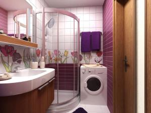 Секреты удачного ремонта в ванной комнате
