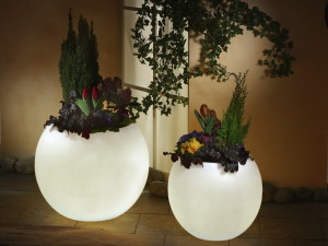 Системы освещения, применяемые в ландшафтном дизайне