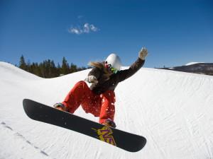Сноуборд - отличный зимний отдых