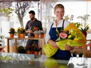 Современный цветочный бизнес страны
