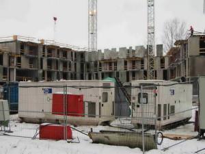 Способы электроснабжения строительной площадки