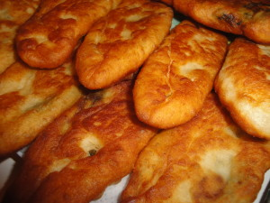 Универсальный рецепт дрожжевых пирожков