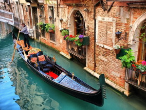 Венеция – жемчужина на воде