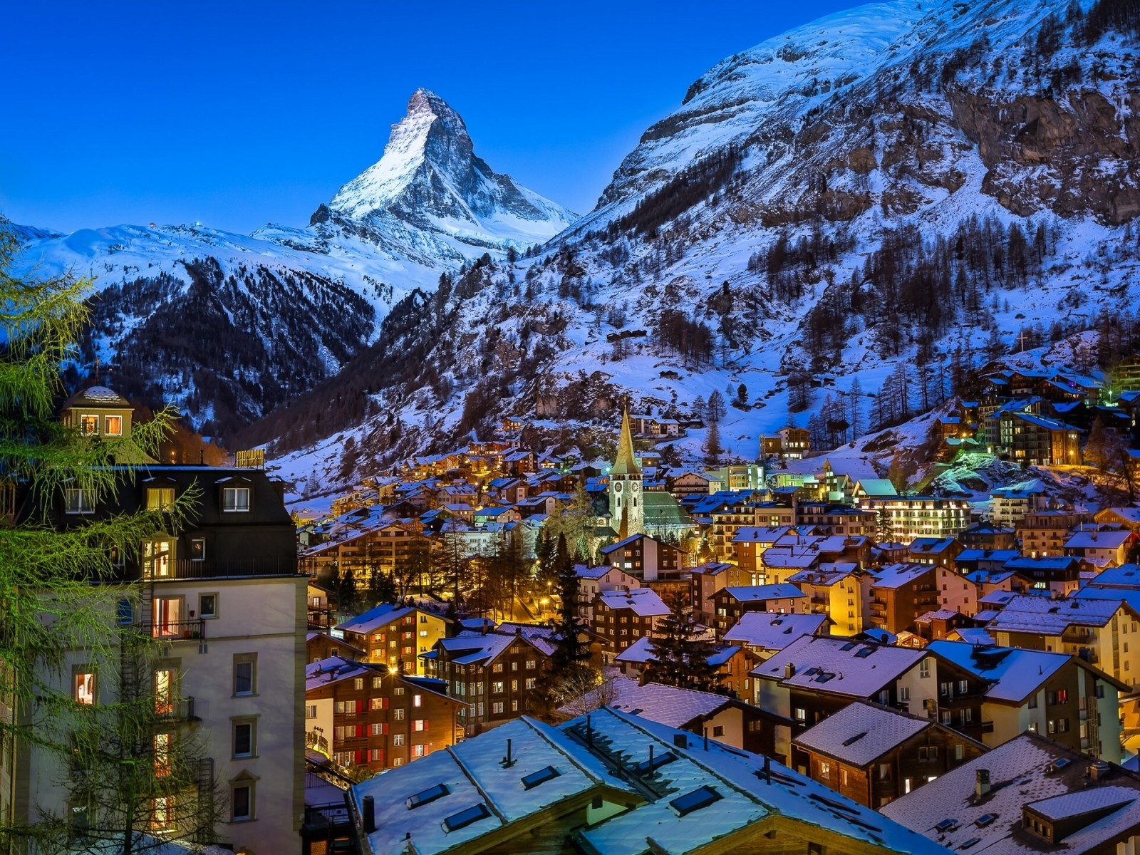 Во сколько обойдется путевка в Швейцарию