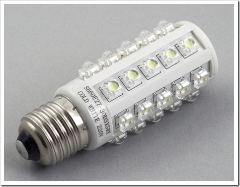 Почему светодиодное освещение лучше