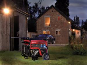 Выбираем генератор по мощности