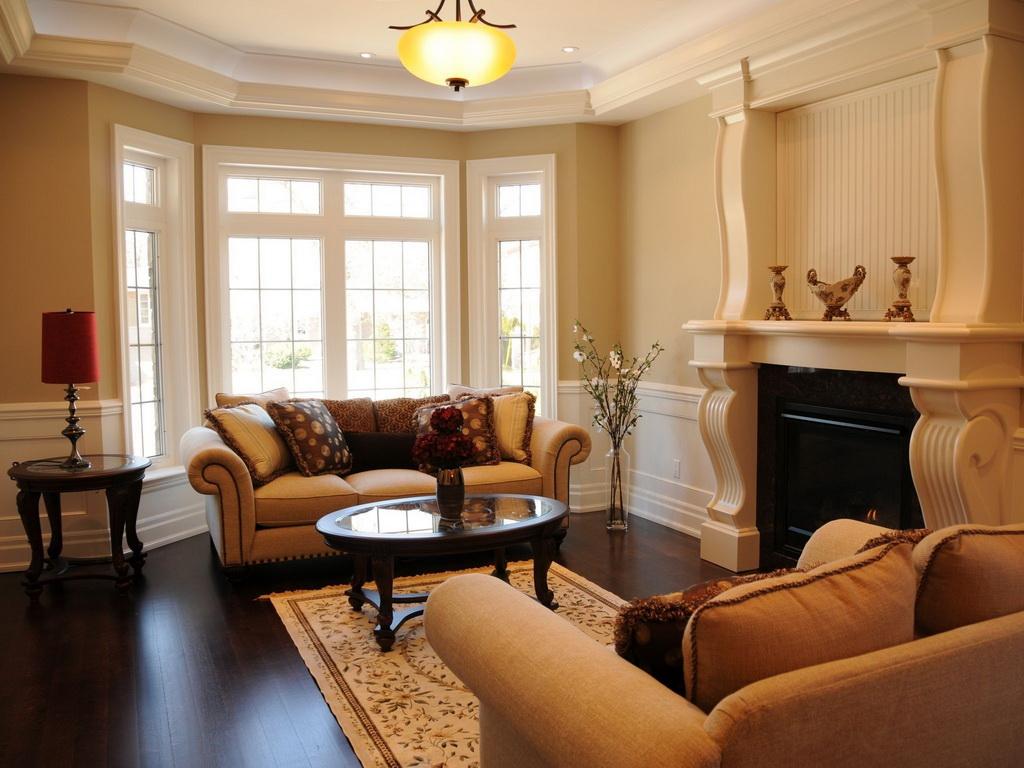 Выбор интерьера для гостиной комнаты