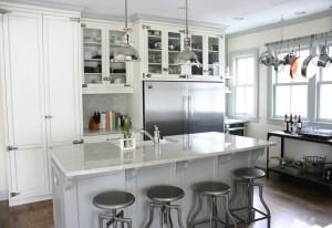 Выбор кухонного гарнитура при обустройстве кухни