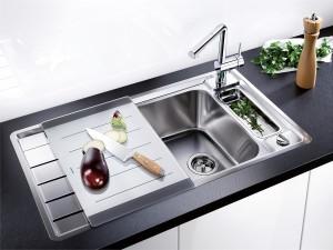 Выбор кухонной мойки