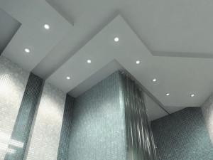 Выбор материала для отделки потолка