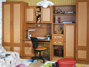 Выбор мебели, выполненной из ДСП