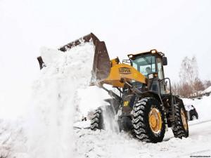 Вывоз снега – какие существуют особенности?