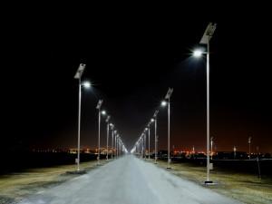 Зачем нужны уличные фонари?