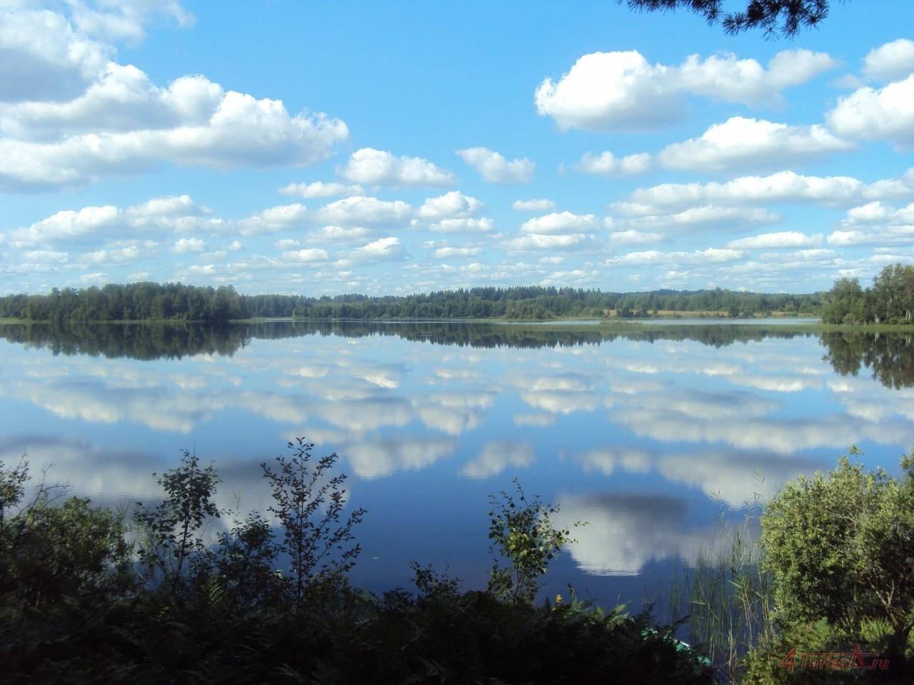 Загадочное озеро «Бросно»