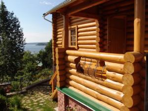 Защита деревянных домов от гниения