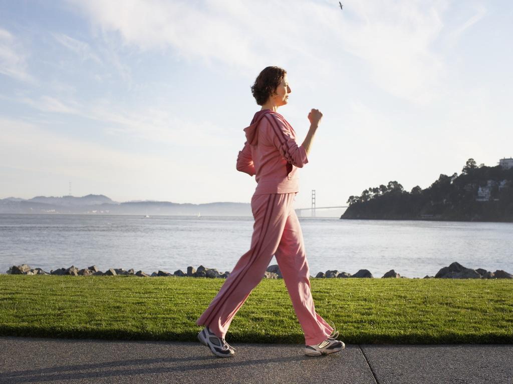 Целебная ходьба