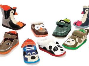 Детская обувь, в холод и жару