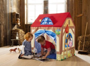 Детские игровые домики для дома