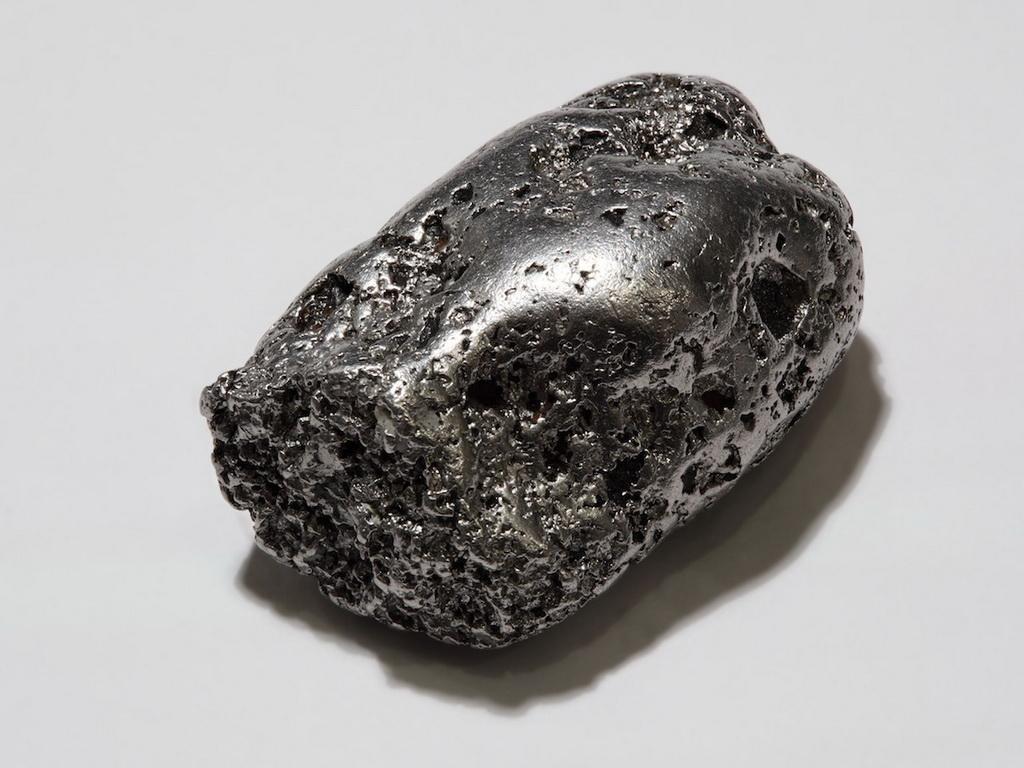 Добыча серебра в XIX веке