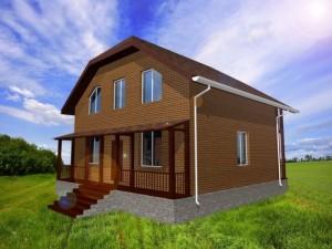 Готовые дома под ключ