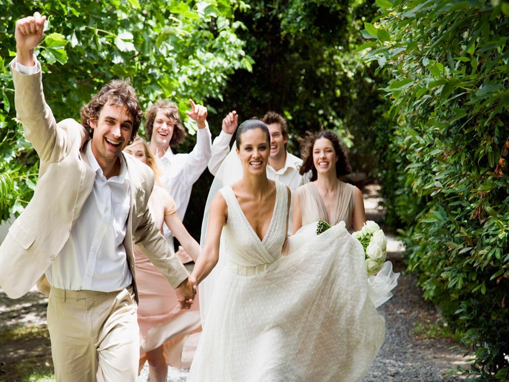 Картинки веселой свадьбы