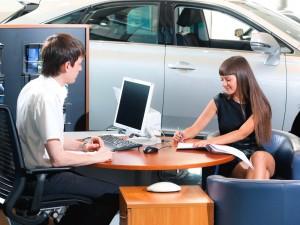 Как купить машину в интернете?