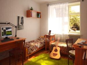Как обустроить комнату в общежитии
