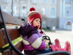 Как правильно подобрать малышу зимнюю обувь