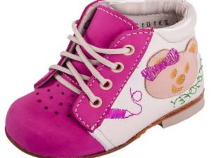 Как правильно подобрать ясельную обувь