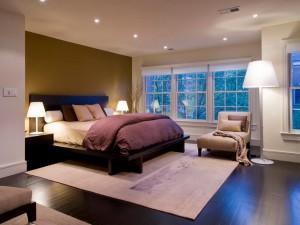Как правильно расставить мебель в спальне