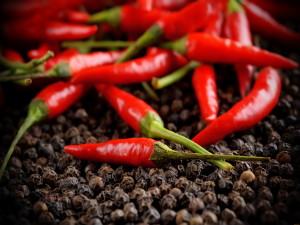 Красный перец помогает похудеть без вреда для здоровья