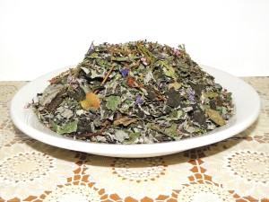 Лесной травяной чай