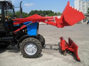 Навесные устройства тракторов