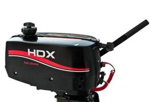 О популярных лодочных китайских моторах HDX