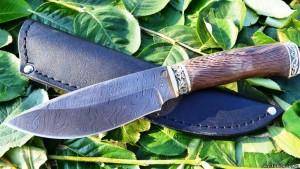 """Охотничий нож - элемент образа """"мужественного охотника"""""""
