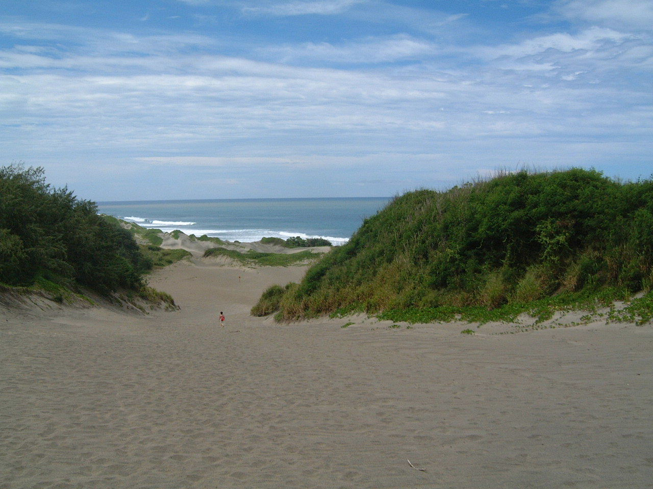 Песчаные дюны Сигатока – одно из чудес Фиджи
