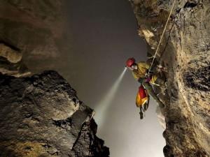 Пещерный альпинизм - риски