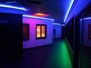 Подсветка интерьера светодиодной продукцией