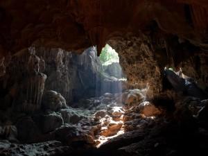 Правила посещения пещер