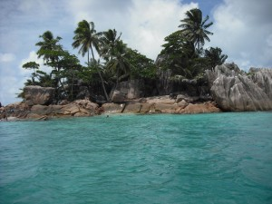Пятерка островов мира