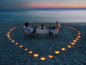 Самое романтическое путешествие: медовый месяц