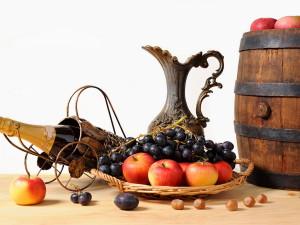Шампанское яблочное по-домашнему