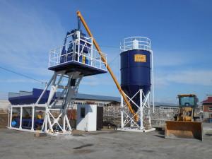 Современное оборудование, бетоны для строительства и их производство на бетонных заводах