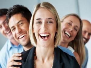 Характер человека и смех