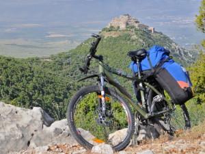 Зеленый туризм. Велотуризм в Карпатах