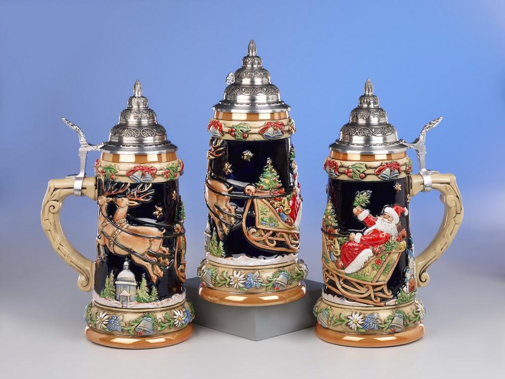Алкогольные сувениры из Германии