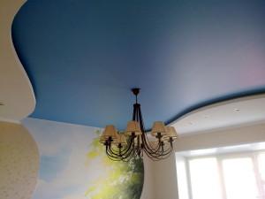 Бесшовные натяжные потолки: качество в сочетании с эстетикой