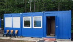 Бытовки и блок-контейнеры для строительства мобильных городков