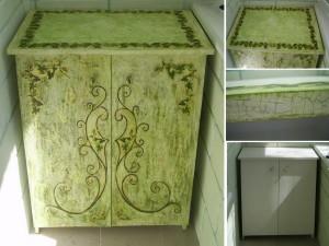 Декорирование поверхностей с помощью глизали